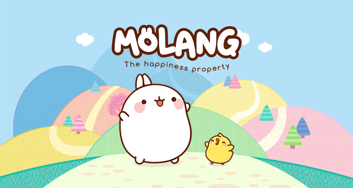 Molang on Disney Junior - Licensing Works!®